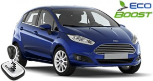 Ford Fiesta EcoBoost automatic