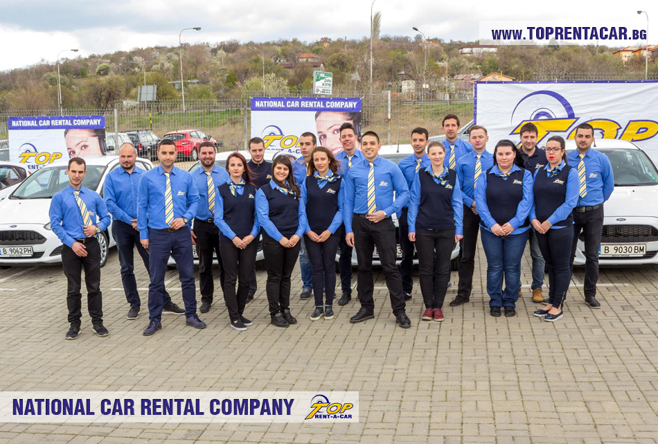 Top Rent A Car Team