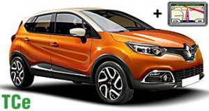 Renault Captur TCe+GPS