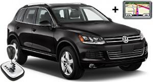 VW Touareg automatic + GPS