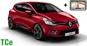 Renault Clio IV TCe+ GPS